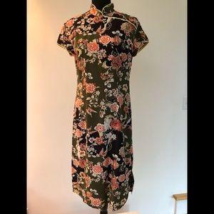 Kenzie Chinese style dress